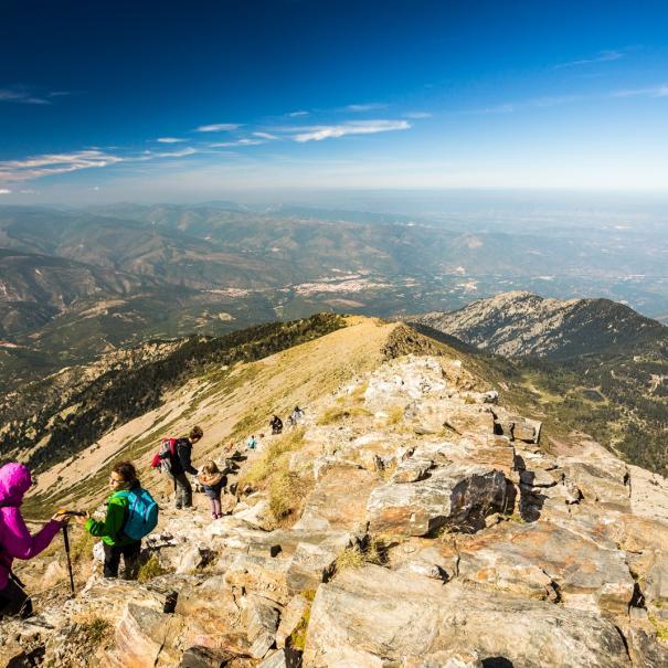 Randonnée au Pic du Canigou